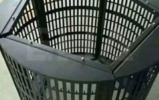 کابینت تلویزیون منحنی